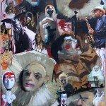 dernières œuvres de Fatima Cousin Rachdi