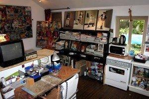 L'atelier de Fatima Rachdi Cousin